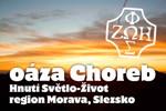oáza Choreb - hnutí Světlo-Život