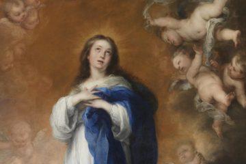 Text novény před Slavností Neposkvrněného Početí Panny Marie
