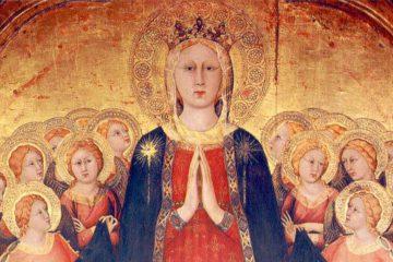 Kontemplace Kristovy tváře srdcem naší Matky, Panny Marie