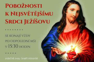 Pobožnosti kNejsvětějšímu Srdci Ježíšovu